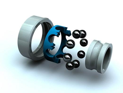 Łożysko specjalne stosowane w urządzeniach do dializy.Źródło Trelleborg Sealing Solutions_m