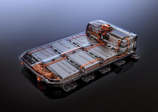 2017 Chevrolet Bolt EV battery system
