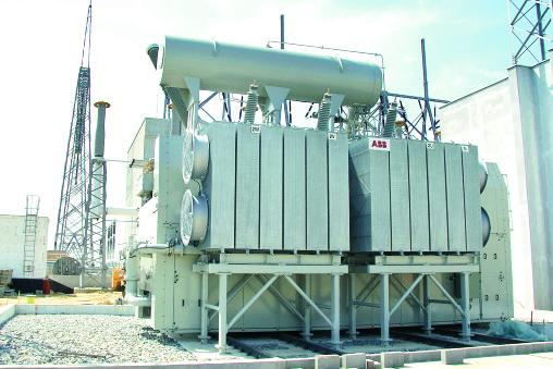 ABB 330+and+500+MVA+autotransformers