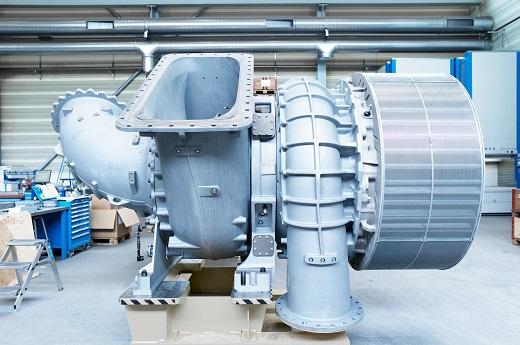Turbocharger A200-L 1