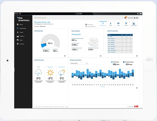 ABB Ekip+SmartVision+ipad_m