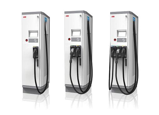 ABB Terra+DC+charging+station+53+C,+CJ,+CJG-508