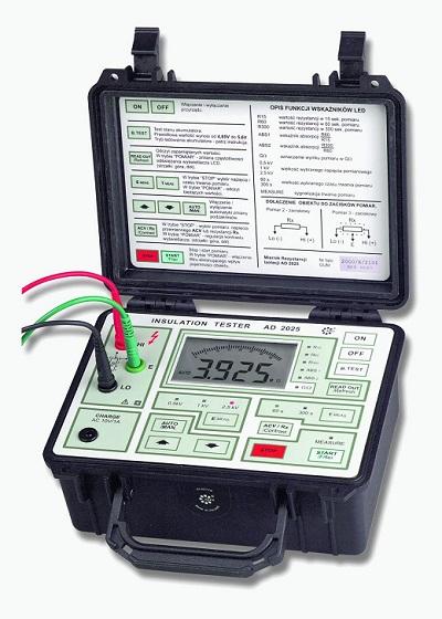 AD-2025 Żródło Adex Urządzenia Pomiarowe_m