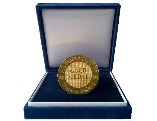Automaticon złoty medal_m