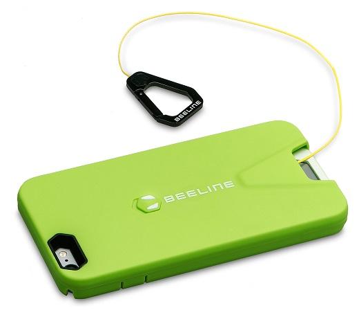 Beeline Case es1019.1.green_m