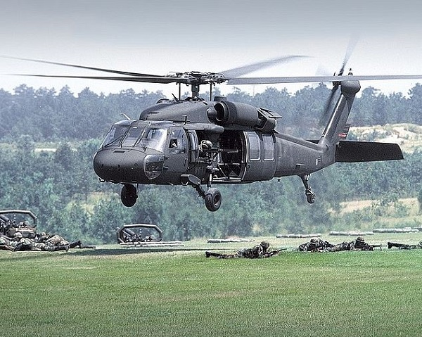 Black Hawk PZL Mielec