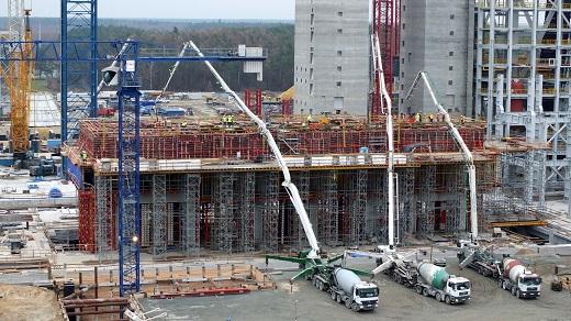 Elektrownia Opole 2015_12_29_betonowanie_maszynowni_bloku_nr_6_blok5i6_1_m