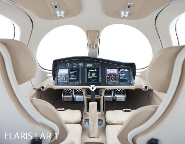 FLARIS LAR 1_Avionics_maly