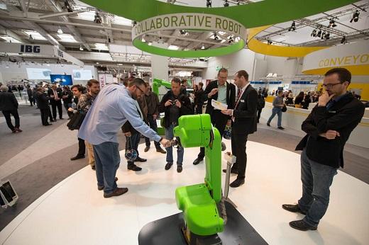 Fanuc Hannover_Messe-najsilniejszy_robot_wspolpracujacy_FANUC1_m