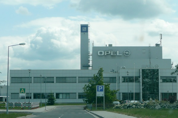 General Motors Poland -Opel_Gliwice_maly