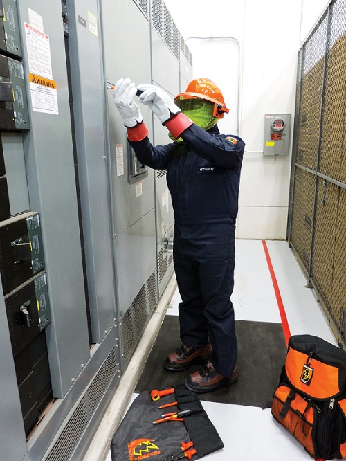 Arc Flash HRC 2