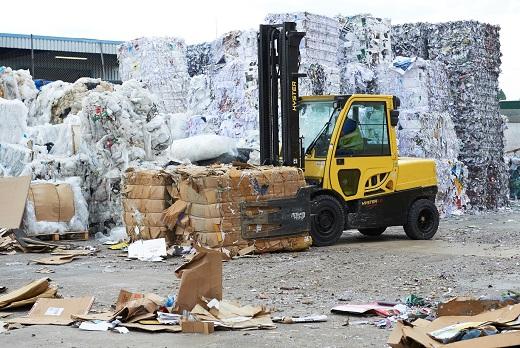 Hyster Cool Truck dla wymagających zastosowań w sektorze odpadów i recyklingu na targach IFAT 2016 (a)_m