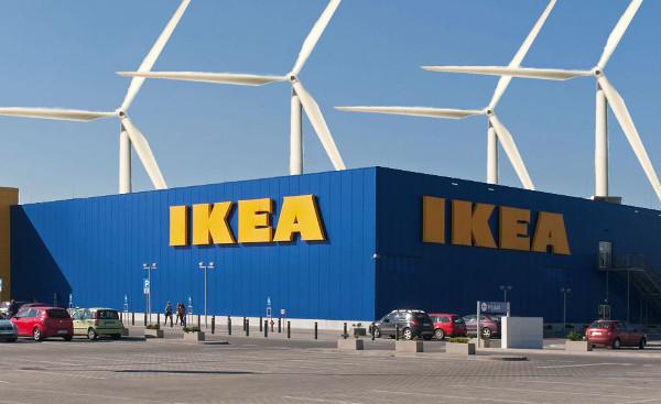 Ikea turbiny