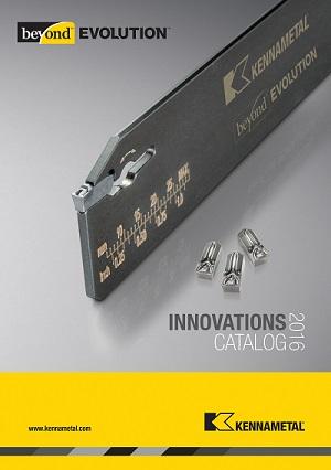 Kennametal 7109-BeyondEvolution_Innovations_2016_m