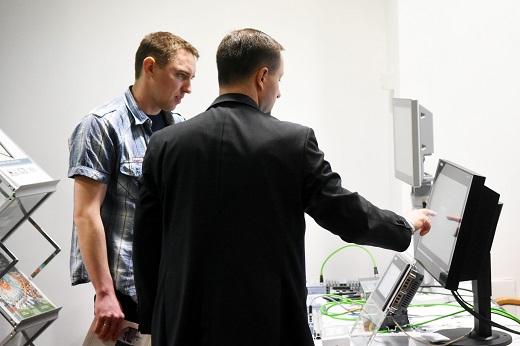 Konferencja Food Automation_konsultacje inżynierów Siemens_2_m