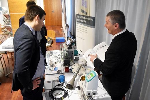 Konferencja Food Automation_konsultacje inżynierów Siemens_m