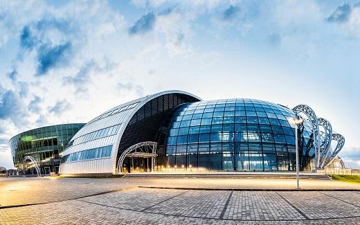 Centrum Wystawienniczo Kongresowe w Jasionce koło Rzeszowa. Fot: Michał Bosek-UMWP