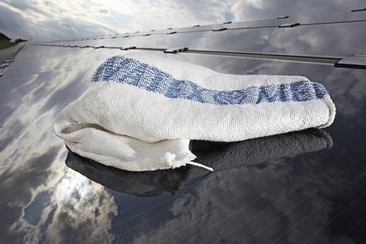 Im MEWA Putztuchsystem steht jedem Kunden immer die exakte, individuell benötigte Menge von Putztüchern zur Verfügung.