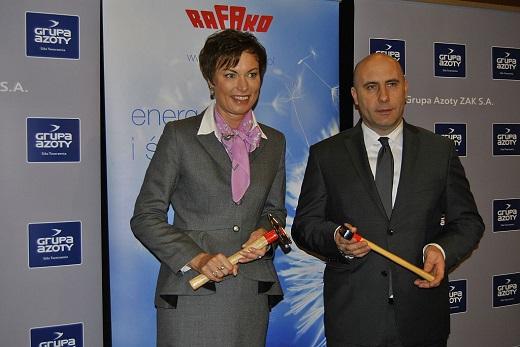Rafako Udana próba ciœnieniowa w Elektrociepłowni Grupy Azoty Kędzierzyn (2)_m