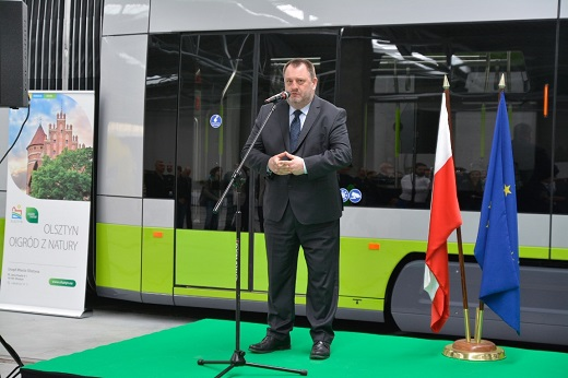 Zbigniew Palenica, Członek Zarządu Solarisa ds. Pojazdów Szynowych, Sprzedaży i Marketingu