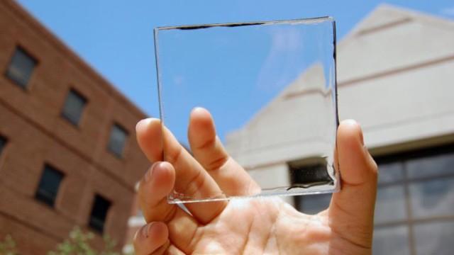 Szkło fotowoltaiczne