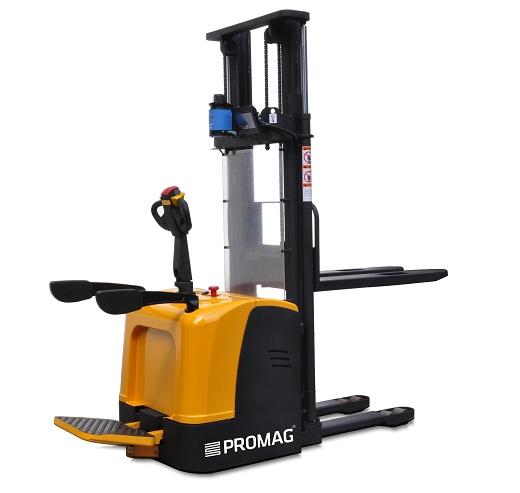 Wózek podnośnikowy elektryczny HI-TRUCK PROMAG z technologią LGV_m