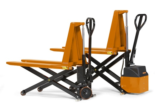 Wózki paletowe nożycowe_m