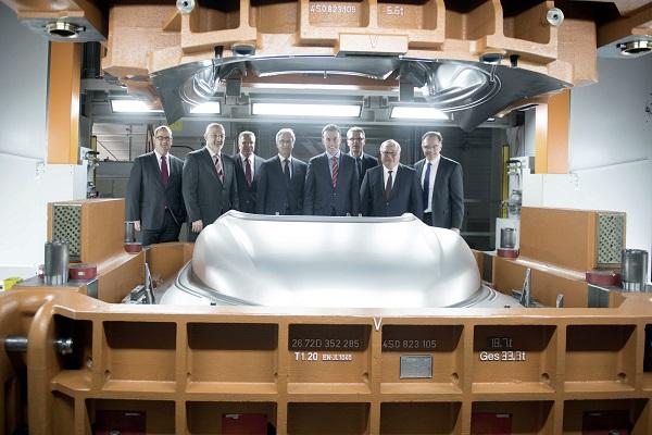 Audi belohnt Belegschaft fuer Engagement