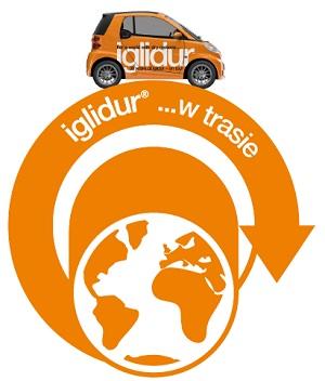 igus logo iglidur w trasie_maly