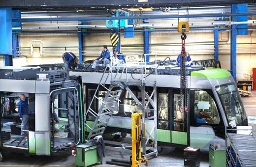 solaris tram
